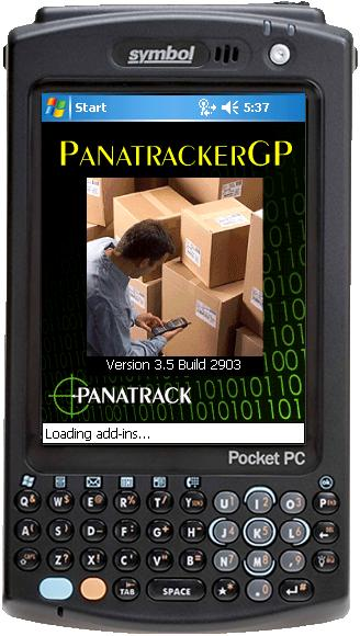 Panatracker Splash